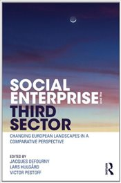 Social Enterprise and the Third Sector : Changing European Landscapes in a Comparative Perspective - Defourny, Jacques