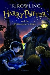 Harry Potter and the Philosophers Stone 1 - Rowling, J. K.