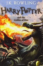 Harry Potter and the Goblet of Fire  - 4 - Rowling, J. K.