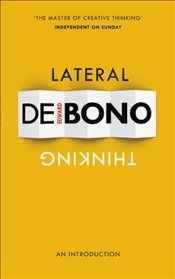 Lateral Thinking : An Introduction - De Bono, Edward