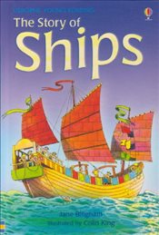 Story of Ships (Young Reading Level 2) - King, Colin