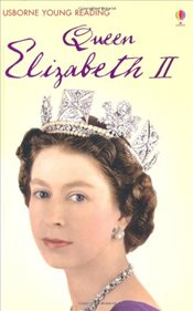 Queen Elizabeth II: Level 3 (Usborne Young Reading) - Davidson, Susanna