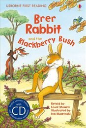 Brer Rabbit and the Blackberry Bush + CD - English Learners Editions - Elementary (150 -250 words) - Stowell, Louie
