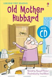 Old Mother Hubbard + CD - English Learners Editions - Elementary (150 - 250 words) - Punter, Russell