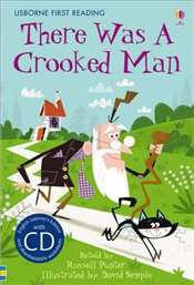 There Was a Crooked Man  + CD - English Learners Editions – Elementary (150 – 250 words) - Punter, Russell