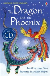 Dragon and the Phoenix  + CD - English Learners Editions - Elementary (150 – 250 words) - Sims, Lesley