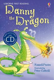Danny the Dragon  + CD - English Learners Editions - Lower Intermediate (450 - 650 words) - Punter, Russell