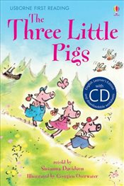 Three Little Pigs  + CD - English Learners Editions - Lower Intermediate (450 - 650 words) - Davidson, Susanna