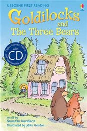 Goldilocks and the Three Bears + CD - English Learners Editions - Intermediate (600 - 900 words) - Davidson, Susanna