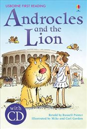 Androcles and the Lion + CD - English Learners Editions - Intermediate (600 - 900 words) - Punter, Russell