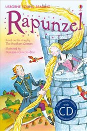 Rapunzel  + CD - English Learners Editions - Upper Intermediate (1200 - 2000 words) - Davidson, Susanna