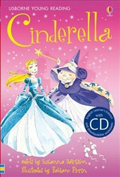 Cinderella  + CD - English Learners Editions - Upper Intermediate (1200 - 2000 words) - Davidson, Susanna