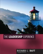 Leadership Experience 6e - Daft, Richard L.