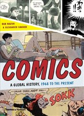 Comics : A Global History, 1968 to the Present - Mazur, Dan