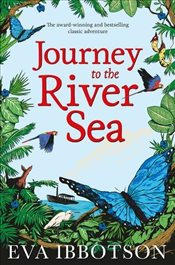 Journey to the River Sea - Ibbotson, Eva