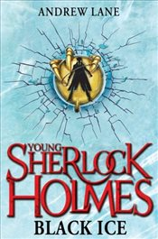 Young Sherlock Holmes 3 : Black Ice - Lane, Andrew
