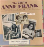LIFE OF ANNE FRANK - House, Anne Frank
