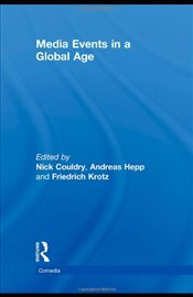 Media Events in a Global Age  - Couldry, Nick
