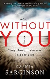 Without You - Sarginson, Saskia