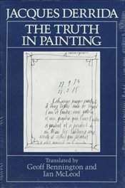 Truth in Painting - Derrida, Jacques