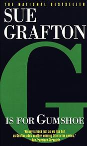 G is for Gumshoe - Grafton, Sue