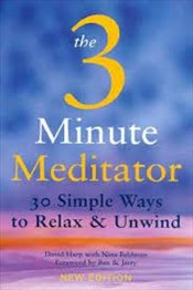 Three Minute Meditator - Harp, David