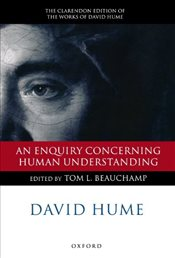Enquiry Concerning Human Understanding : A Critical Edition (Clarendon Hume Edition Series) - Hume, David