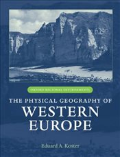 Physical Geography of Western Europe - Koster, Eduard A.