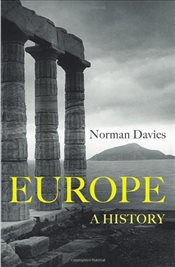 Europe : A History - Davies, Norman
