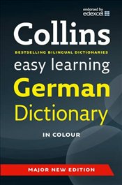 Easy Learning German Dictionary - Collins Dictionaries