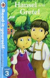 Hansel and Gretel : Read It Yourself With Ladybird : Level 3 - Ladybird,
