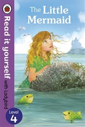 Little Mermaid : Read It Yourself With Ladybird : Level 4 - Ladybird,