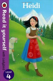 Heidi : Read It Yourself With Ladybird : Level 4 - Ladybird,
