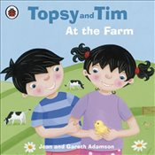 Topsy and Tim : At the Farm - Adamson, Jean
