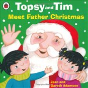 Topsy and Tim : Meet Father Christmas - Adamson, Jean
