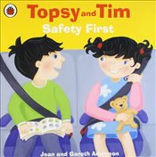 Topsy and Tim : Safety First - Adamson, Jean