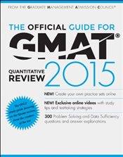 Official Guide for GMAT 2015 Quantitative Review with Online Question Bank and Exclusive Video - GMAC - Graduate Management Admission Council