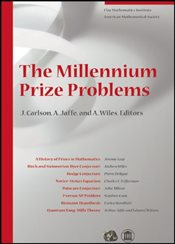 Millennium Prize Problems -