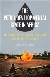 Petro-Developmental State in Africa : Making Oil Work in Angola, Nigeria and the Gulf of Guinea - Ovadia, Jesse Salah
