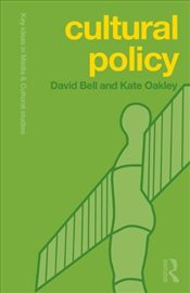 Cultural Policy - Bell, David