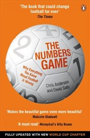 Numbers Game: Why Everything You Know About Football is Wrong - Anderson, Chris