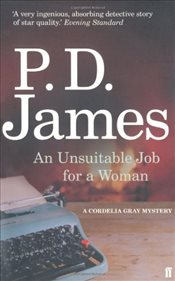 Unsuitable Job for a Woman - James, Baroness P. D.