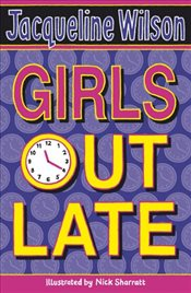 Girls Out Late - Wilson, Jacqueline