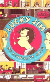 Lucky Jim  - Amis, Kingsley