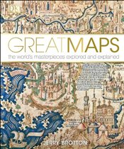 Great Maps - Brotton, Jerry