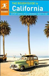 Rough Guide to California - Edwards, Nick