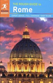 Rough Guide to Rome - Dunford, Martin