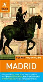 Madrid : Pocket Rough Guide  - Baskett, Simon