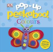 Pop-Up Peekaboo! Colours -