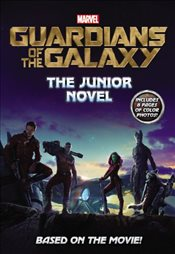 Marvels Guardians of the Galaxy : The Junior Novel - Wyatt, Chris